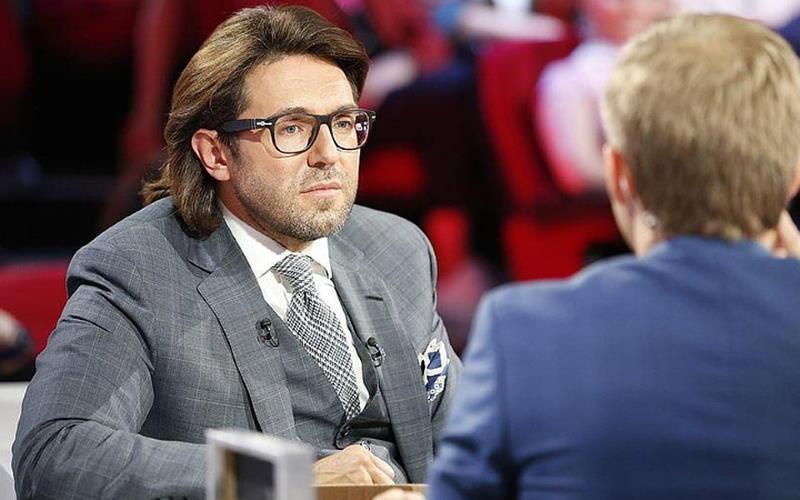 Андрей Малахов на Прямой эфире